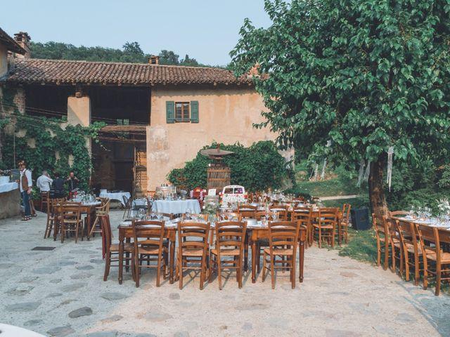 Il matrimonio di Carlo e Monica a La Valletta Brianza, Lecco 86