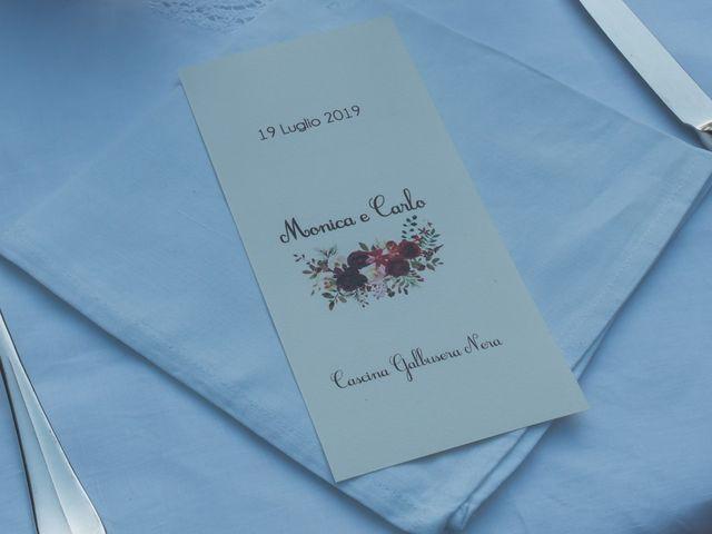 Il matrimonio di Carlo e Monica a La Valletta Brianza, Lecco 93