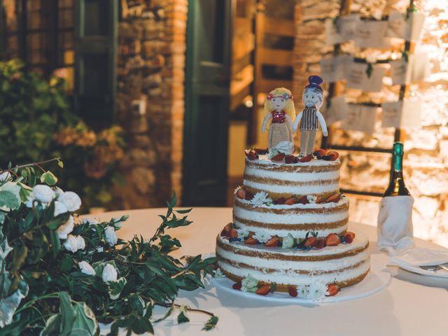 Il matrimonio di Carlo e Monica a La Valletta Brianza, Lecco 128