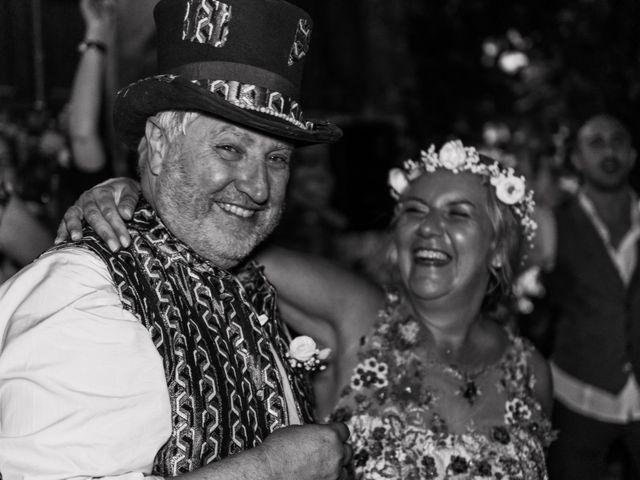 Il matrimonio di Carlo e Monica a La Valletta Brianza, Lecco 130