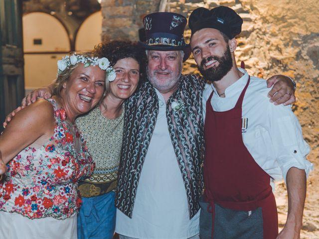 Il matrimonio di Carlo e Monica a La Valletta Brianza, Lecco 131