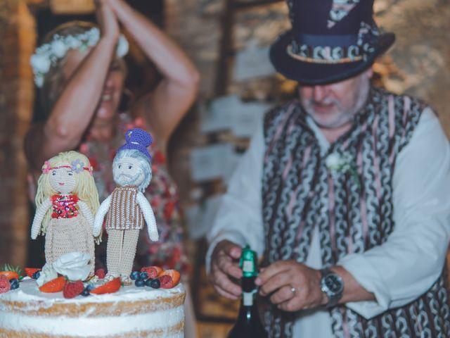 Il matrimonio di Carlo e Monica a La Valletta Brianza, Lecco 133