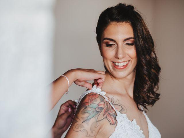 Il matrimonio di Marco e Silvia a Cavallasca, Como 15