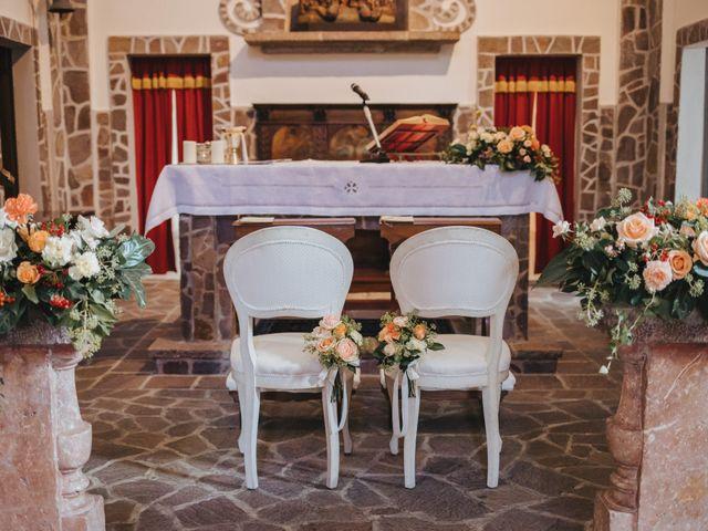 Il matrimonio di Marco e Silvia a Cavallasca, Como 22