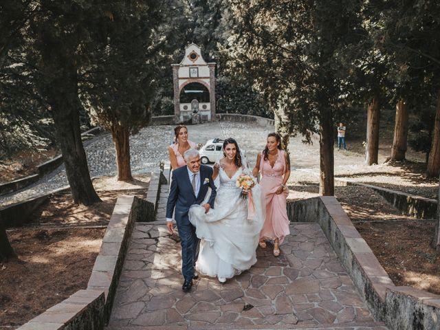 Il matrimonio di Marco e Silvia a Cavallasca, Como 23