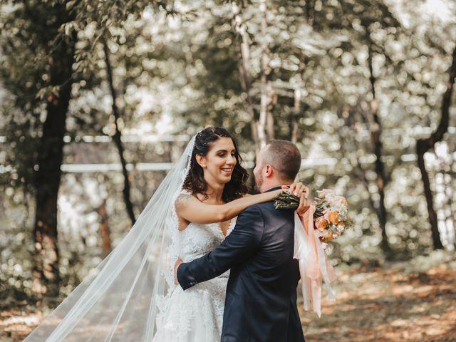 Il matrimonio di Marco e Silvia a Cavallasca, Como 26