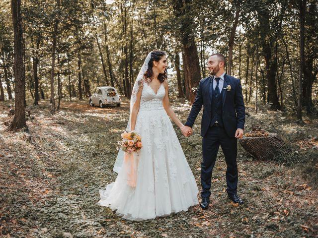 Il matrimonio di Marco e Silvia a Cavallasca, Como 29