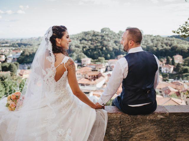 Il matrimonio di Marco e Silvia a Cavallasca, Como 32