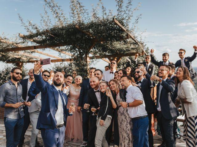 Il matrimonio di Marco e Silvia a Cavallasca, Como 35