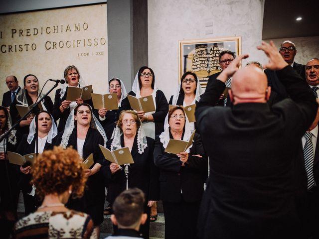 Il matrimonio di Vittorio e Michela a Napoli, Napoli 30