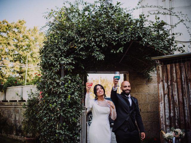 Il matrimonio di Vittorio e Michela a Napoli, Napoli 50