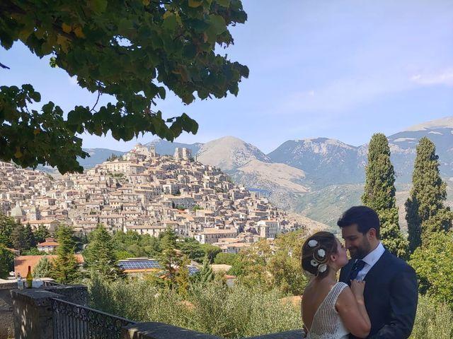 Il matrimonio di Carmela  e Francesco  a Morano Calabro, Cosenza 14