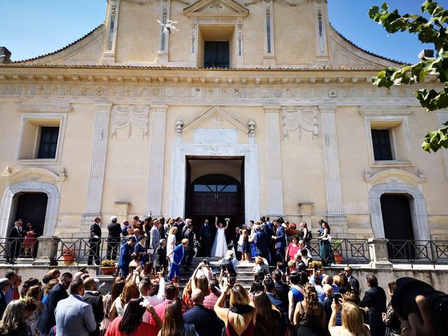 Il matrimonio di Carmela  e Francesco  a Morano Calabro, Cosenza 16