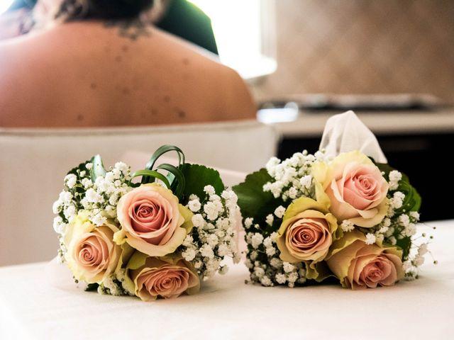 Il matrimonio di Alex e Deborah a Paderno Franciacorta, Brescia 2