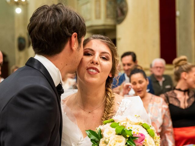 Il matrimonio di Alex e Deborah a Paderno Franciacorta, Brescia 14