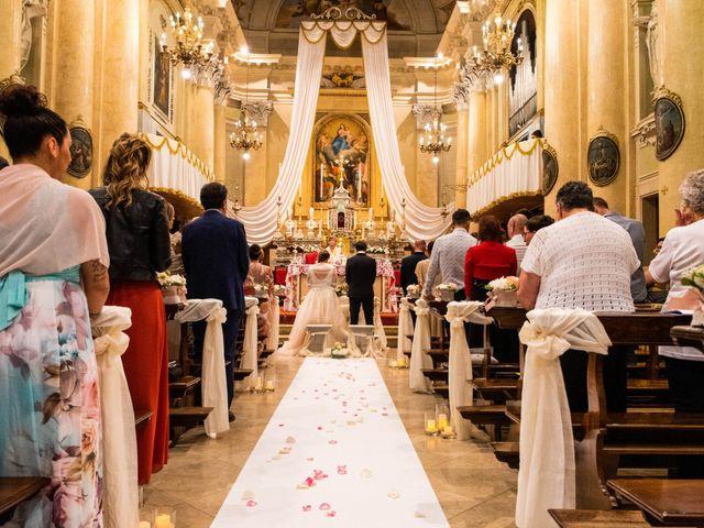 Il matrimonio di Alex e Deborah a Paderno Franciacorta, Brescia 15