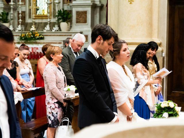 Il matrimonio di Alex e Deborah a Paderno Franciacorta, Brescia 16