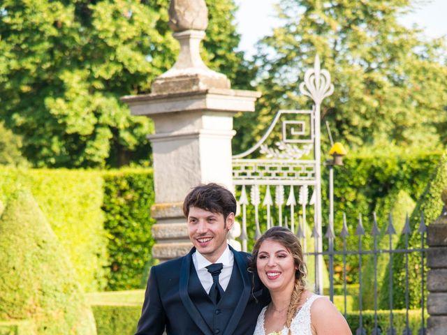 Il matrimonio di Alex e Deborah a Paderno Franciacorta, Brescia 22