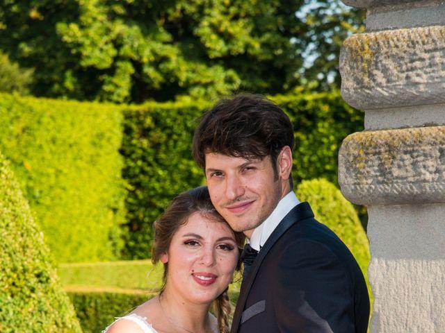 Il matrimonio di Alex e Deborah a Paderno Franciacorta, Brescia 25