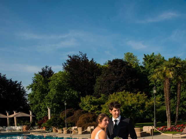 Il matrimonio di Alex e Deborah a Paderno Franciacorta, Brescia 26
