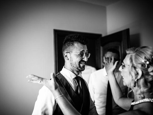 Il matrimonio di Davide e Micaela a Sartirana Lomellina, Pavia 10
