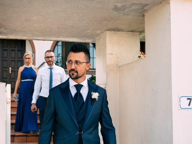 Il matrimonio di Davide e Micaela a Sartirana Lomellina, Pavia 13