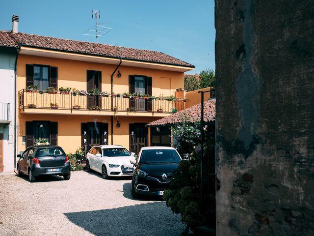 Il matrimonio di Davide e Micaela a Sartirana Lomellina, Pavia 14