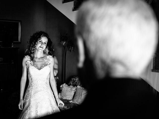 Il matrimonio di Davide e Micaela a Sartirana Lomellina, Pavia 28