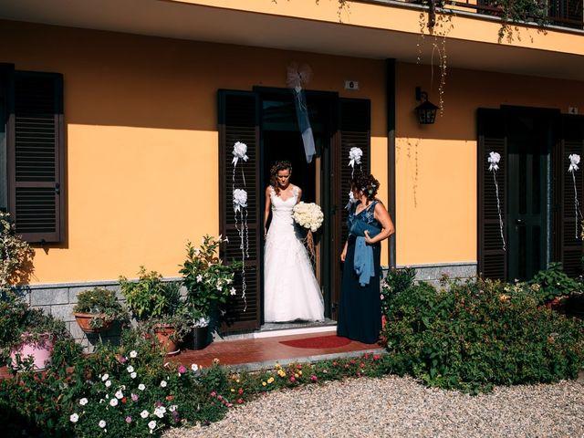 Il matrimonio di Davide e Micaela a Sartirana Lomellina, Pavia 32