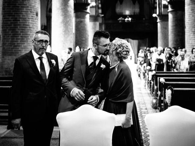 Il matrimonio di Davide e Micaela a Sartirana Lomellina, Pavia 36