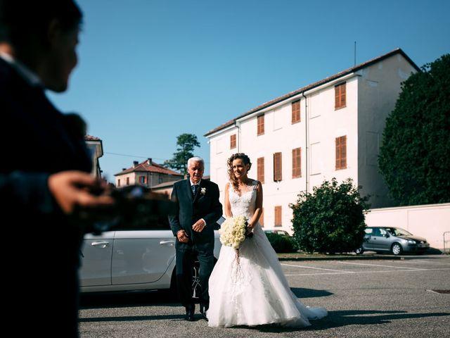 Il matrimonio di Davide e Micaela a Sartirana Lomellina, Pavia 39