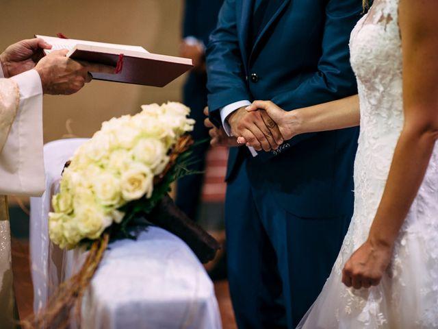 Il matrimonio di Davide e Micaela a Sartirana Lomellina, Pavia 46