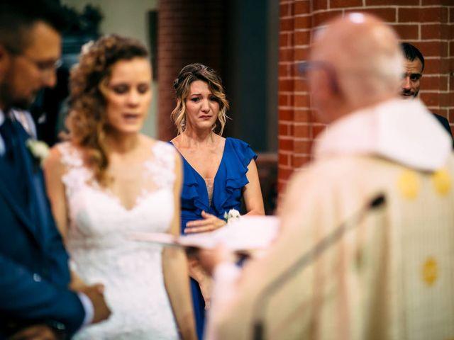 Il matrimonio di Davide e Micaela a Sartirana Lomellina, Pavia 47
