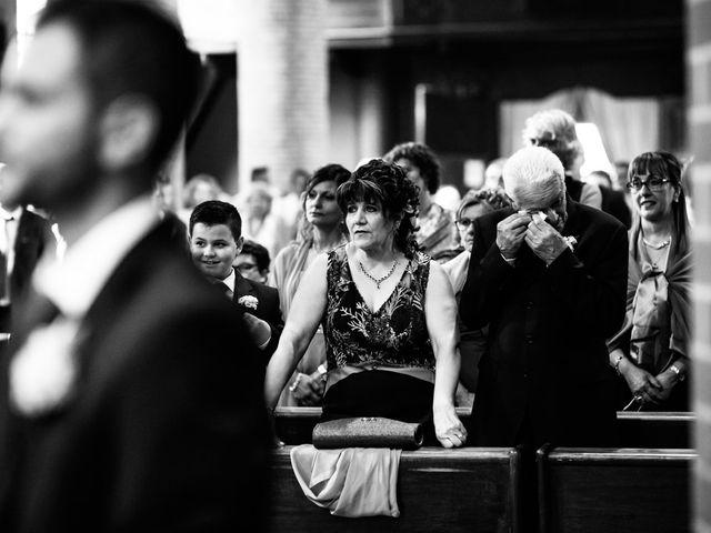 Il matrimonio di Davide e Micaela a Sartirana Lomellina, Pavia 48