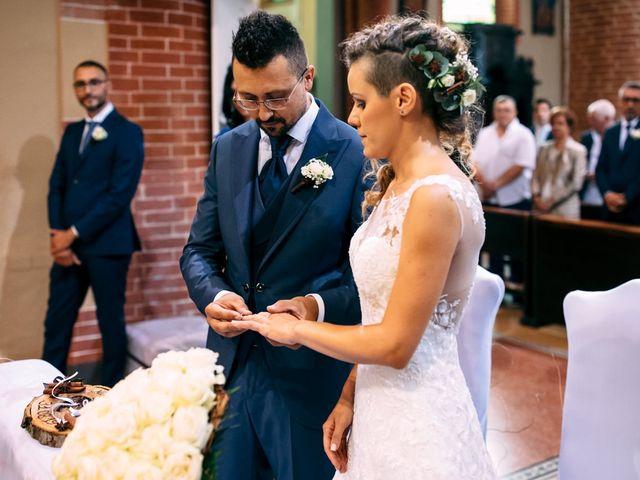 Il matrimonio di Davide e Micaela a Sartirana Lomellina, Pavia 49