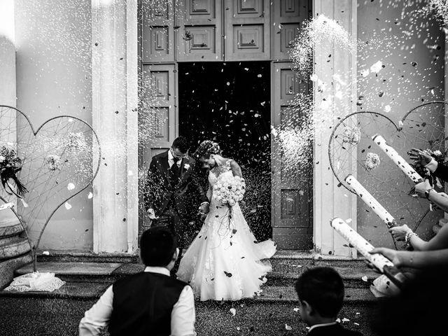 Il matrimonio di Davide e Micaela a Sartirana Lomellina, Pavia 52