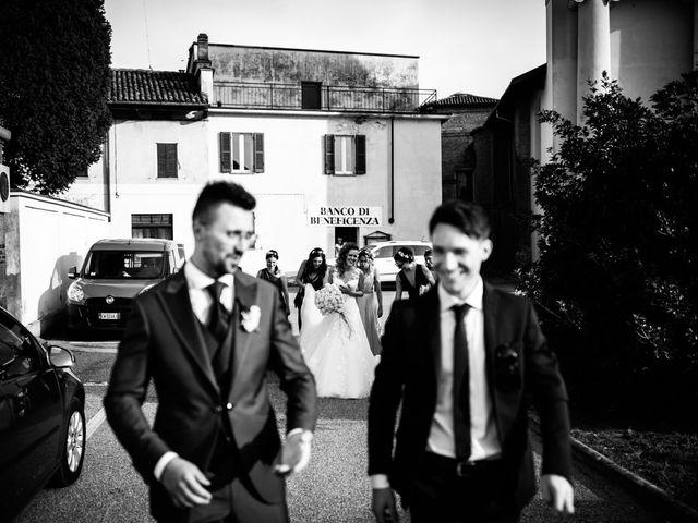 Il matrimonio di Davide e Micaela a Sartirana Lomellina, Pavia 55