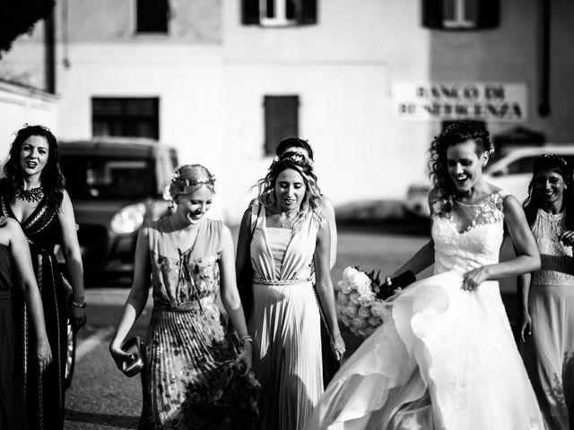 Il matrimonio di Davide e Micaela a Sartirana Lomellina, Pavia 56