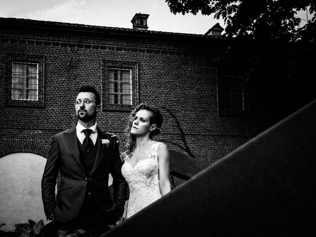 Il matrimonio di Davide e Micaela a Sartirana Lomellina, Pavia 61