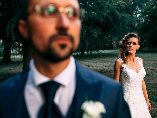 Il matrimonio di Davide e Micaela a Sartirana Lomellina, Pavia 62