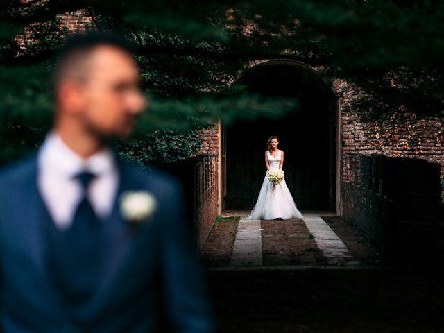 Il matrimonio di Davide e Micaela a Sartirana Lomellina, Pavia 63