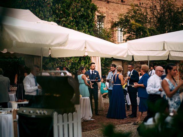Il matrimonio di Davide e Micaela a Sartirana Lomellina, Pavia 69