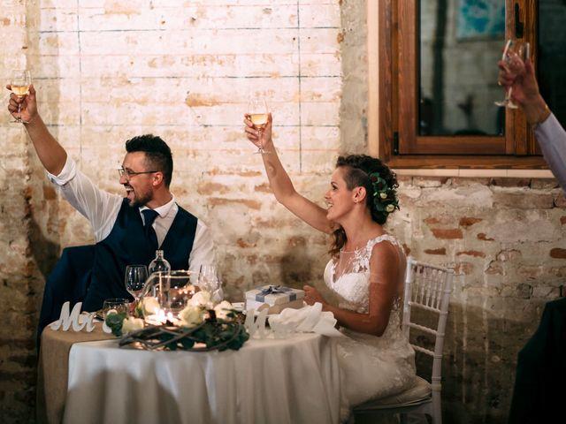 Il matrimonio di Davide e Micaela a Sartirana Lomellina, Pavia 72
