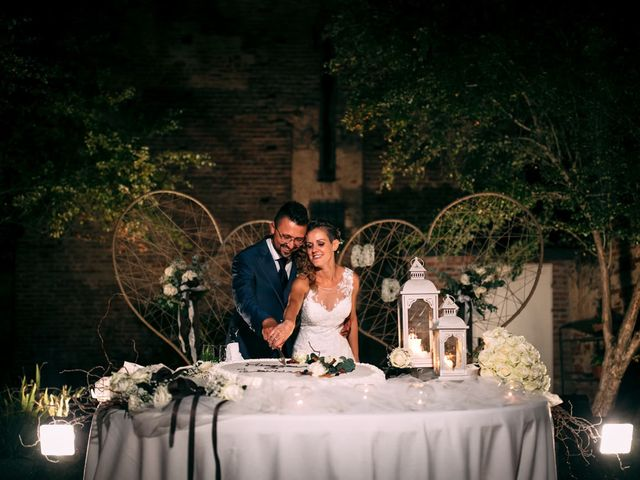 Il matrimonio di Davide e Micaela a Sartirana Lomellina, Pavia 77