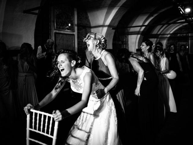 Il matrimonio di Davide e Micaela a Sartirana Lomellina, Pavia 93