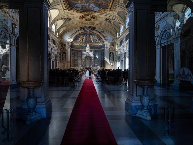 Il matrimonio di Leonardo e Silvia a Roma, Roma 24