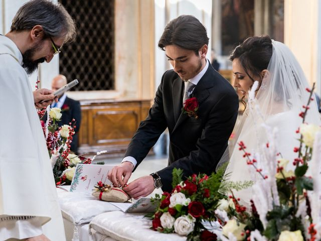 Il matrimonio di Leonardo e Silvia a Roma, Roma 25