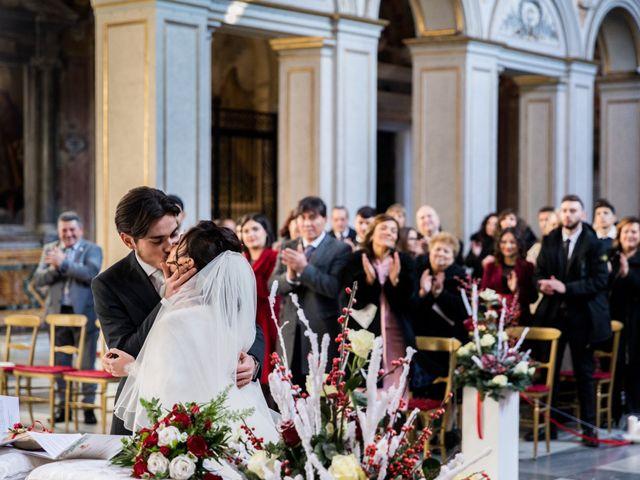 Il matrimonio di Leonardo e Silvia a Roma, Roma 26