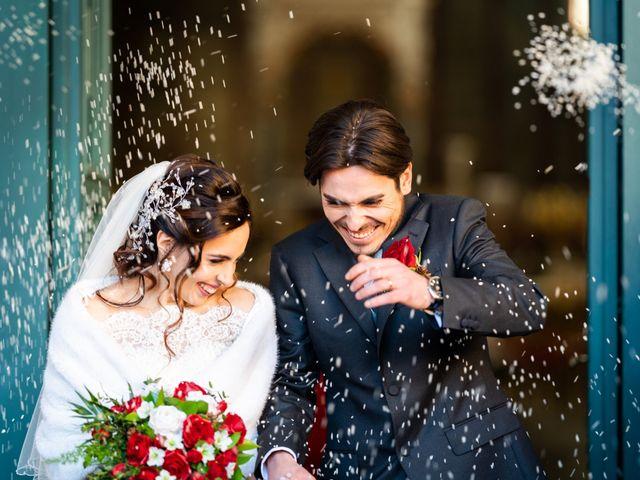 Il matrimonio di Leonardo e Silvia a Roma, Roma 29