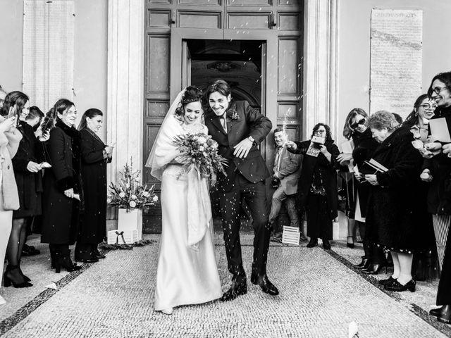 Il matrimonio di Leonardo e Silvia a Roma, Roma 30